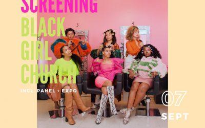 Let's talk: Black Girl Church